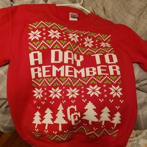 Sweaters - A Day To Remember ugly xmas sweater